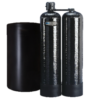 Descalcificador Industrial Doble Botella Alterno